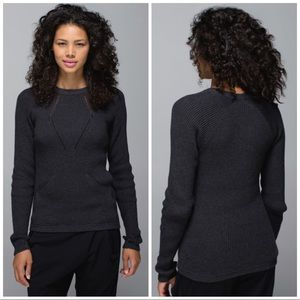 LULULEMON THE SWEATER THE BETTER KNIT SWEATER
